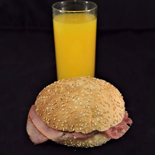 Afbeelding van Broodje runderrookvlees