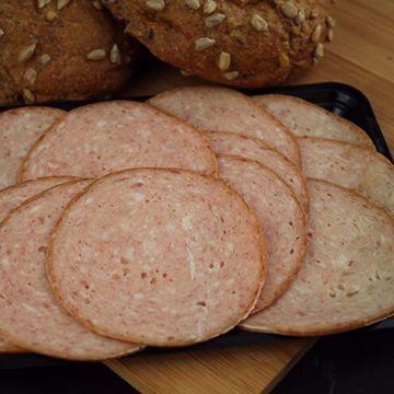 Afbeeldingen van Broodje gekookte worst