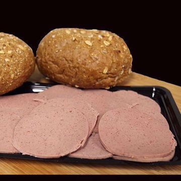 Afbeeldingen van Broodje leverworst