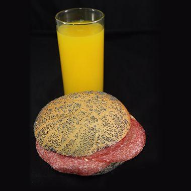 Afbeelding voor categorie Broodjes met vleeswaren