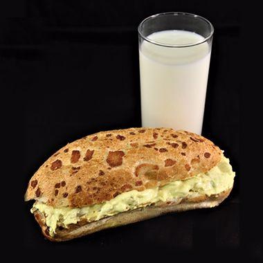 Afbeelding voor categorie Broodjes met salade
