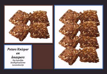 Afbeeldingen van Peters Puur Knisper en Knaspers