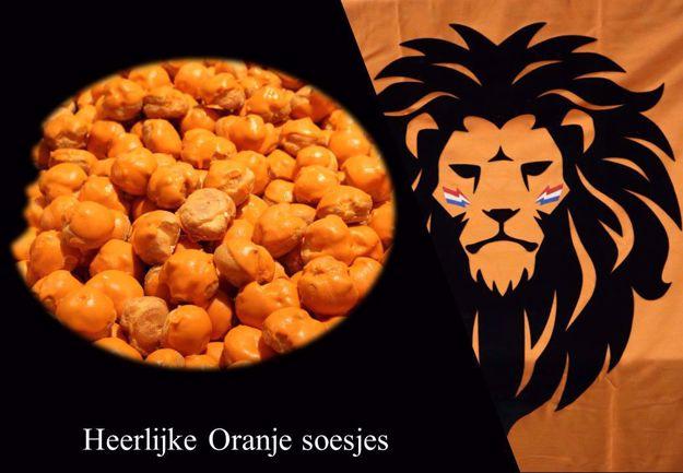 Afbeelding van Oranje Soesjes